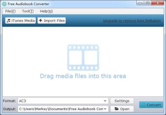 Free Audiobook Converter