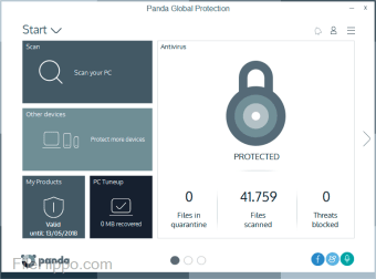 Download Panda Global Protection 2017 17 0 1 for Windows