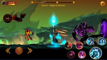Shadow fighter 2: Shadow  ninja fighting games