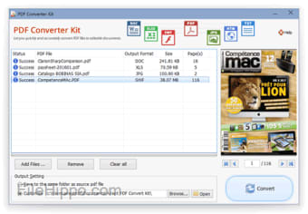 Scarica Adept PDF Converter Kit 4 0 per Windows - Filehippo com