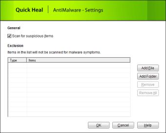 Quick Heal Anti-Virus