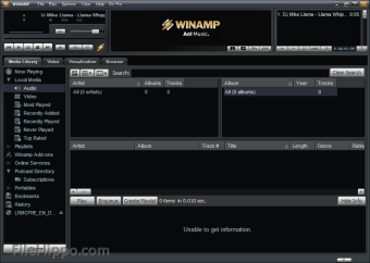 Download Winamp 5 666 Full B 3516 for Windows - Filehippo com