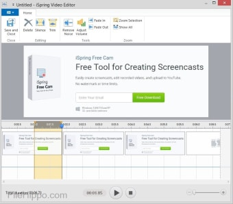 Download iSpring Free Cam 8 3 0 for Windows - Filehippo com
