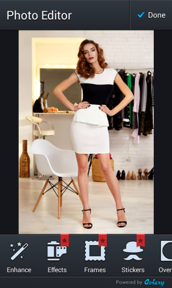 Women Short Dress Photo Editor