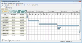 Download GanttProject 2 8 9 for Windows - Filehippo com