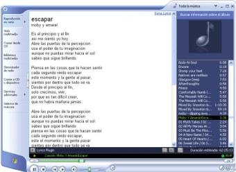 Lyrics Plugin for Windows Media Player