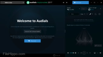 Audials Music Rocket