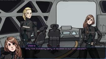 Infinite Stars - The Visual Novel