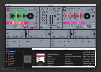 dj mixing software free download for pc full version filehippo
