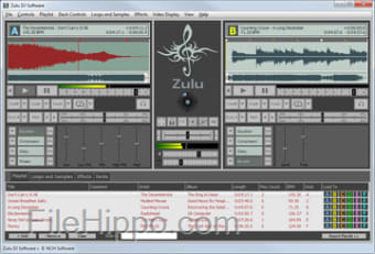Zulu Free Professional Virtual DJ Software
