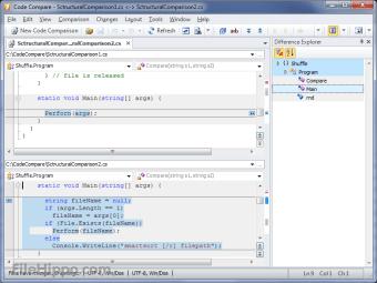Download Code Compare 4 2 for Windows - Filehippo com