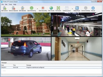 Perfect IP Camera Viewer