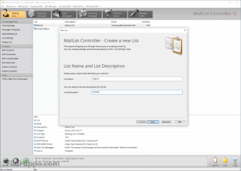 Download MailList Controller Free 12 9 for Windows