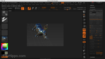 Download ZBrush for Mac 473 32 for Mac - Filehippo com
