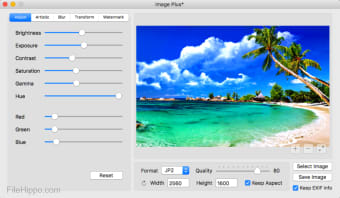 Download Image Plus Lite 1 2 for Mac - Filehippo com