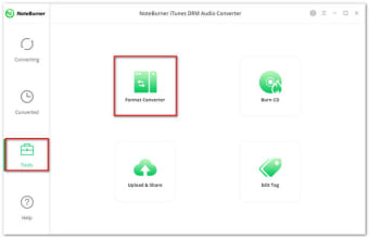 NoteBurner Audio Recorder