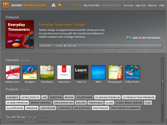 adobe flash player free download for xp filehippo