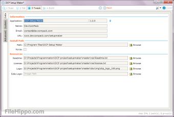 Download DCP Setup Maker 1 3 0 for Windows - Filehippo com
