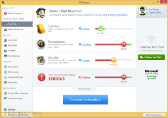pckeeper antivirus free download