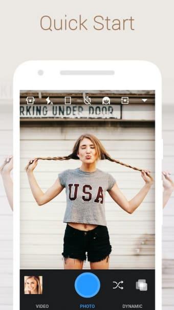 Z Camera - Photo Editor Beauty Selfie Collage