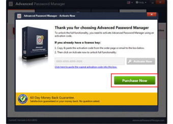 Advanced Password Manager