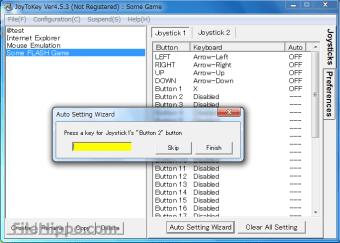 Download JoyToKey 5 9 for Windows - Filehippo com