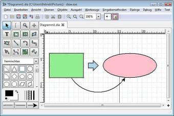 Download Dia Diagram Editor 0 97 2 for Windows - Filehippo com