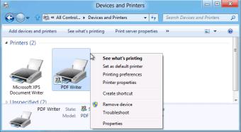 PDF Writer for Windows 10
