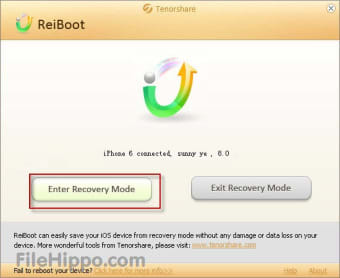 Download Reiboot 7 1 0 for Windows - Filehippo com