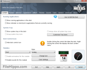 Download Nexus 18 12 for Windows - Filehippo com