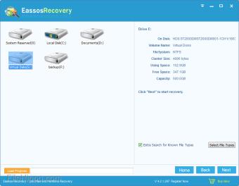 Download Eassos Recovery 4 3 4 365 for Windows - Filehippo com