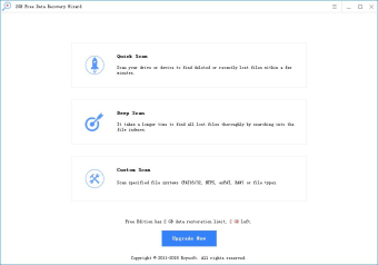 2GB Free Data Recovery Wizard