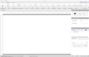 DrawPad Free Graphic and Logo Designer for Mac