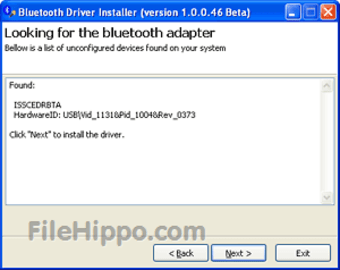 Download Bluetooth Driver Installer 1 0 0 128 for Windows