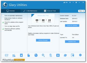 download glary utilities 5 + serial