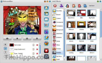 camera software for laptop free download filehippo