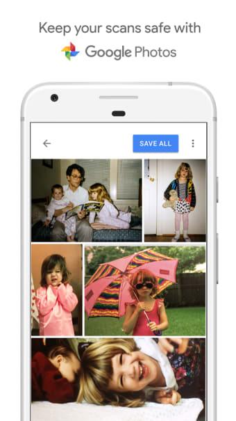 PhotoScan by Google Photos
