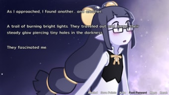 Her tears were my light