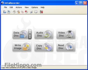 InfraRecorder 32-bit