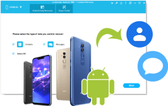 Coolmuster Android SMS Contacts Recovery